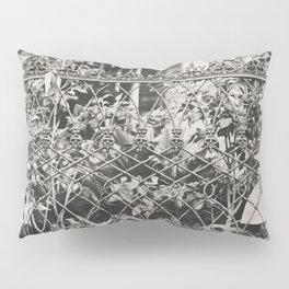 New Orleans Garden District Fence Pillow Sham