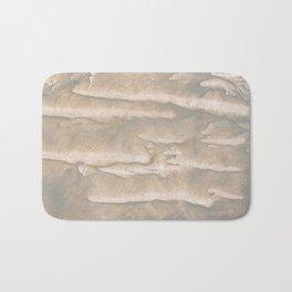 Gray cloud Bath Mat