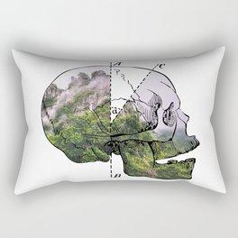 Height of Mind Rectangular Pillow