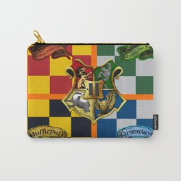 Hogwarts Logo Carry-All Pouch