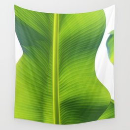 This is not banana leaf Wall Tapestry
