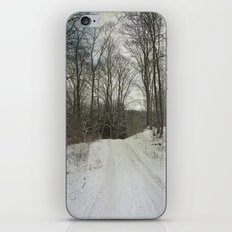 Snow-Covered Forest iPhone & iPod Skin