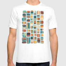 Color apothecary White MEDIUM Mens Fitted Tee