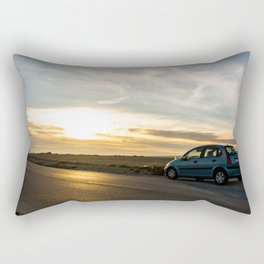Drive away Rectangular Pillow