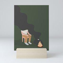 LEJRBÅL Mini Art Print