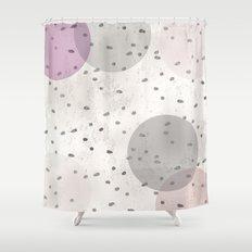 Lightdots Shower Curtain