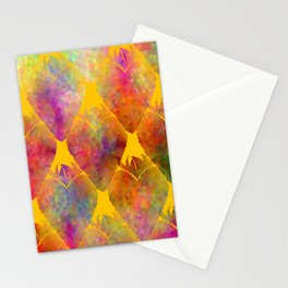 Berry Hearts Stationery Cards