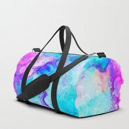 pastel mandala vi Duffle Bag