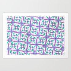 Easter Ribbons  Art Print