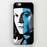 jack white iPhone & iPod Skins featuring Jack White by nufertity