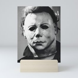 Best Horror Poster - MichaelMyers Horror, Horror movies, Scary movies Halloween Mini Art Print
