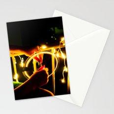 Light Wheel Stationery Cards