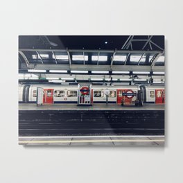 underground: 5am Metal Print