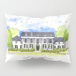 Mississippi State - Scenes Around Campus Pillow Sham