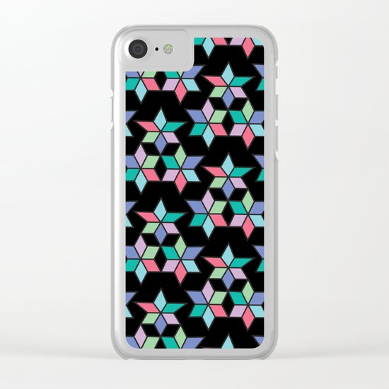 pattern t 6 Clear iPhone Case