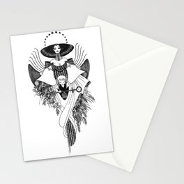 Major Arcana III The Empress Stationery Cards