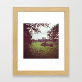 Trilos Framed Art Print