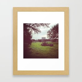 Trilos Framed Art Print