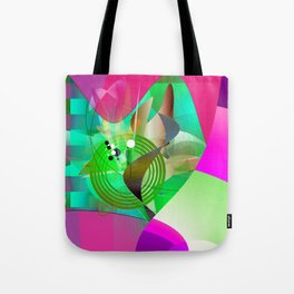 unconventional Tote Bag