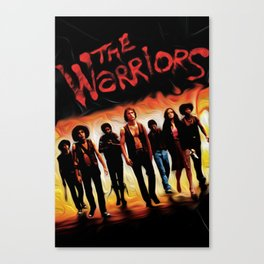 Warriors Canvas Print