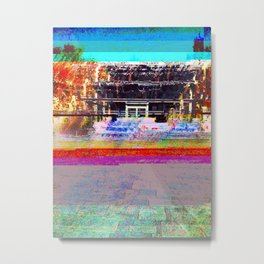 Measure the steps to arrive at this conclusion, 5.  Metal Print