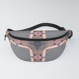 """Abstract Streets """"Chitauli"""" Fanny Pack"""