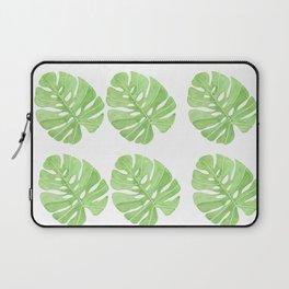 Big Leaf Monstera Laptop Sleeve