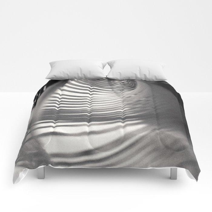 Paper Sculpture #9 Comforters