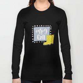 Enjoy Fall Long Sleeve T-shirt