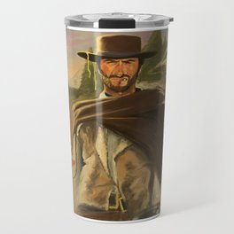Clint Fucking Eastwood Travel Mug