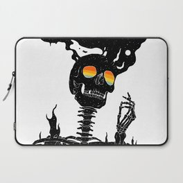 One with the Universe (Existential Diffusion) Laptop Sleeve