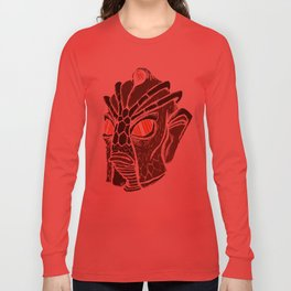 Classic Doctor Who - Silurian Long Sleeve T-shirt