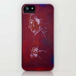 Corpse iPhone Case