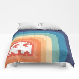 Blue Ghost Comforters