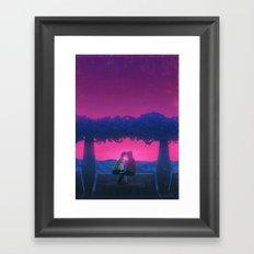 Beijo Framed Art Print