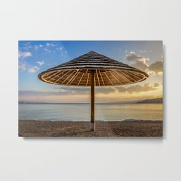 Chine Populaire Metal Print