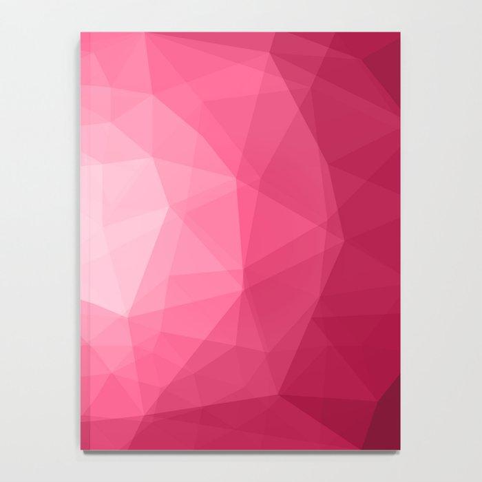 Geometric Polygonal Pattern 02 Notebook