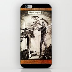 Whipping Corpses 1 iPhone Skin