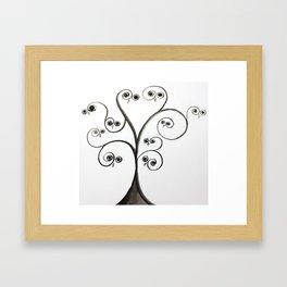 owltree Framed Art Print