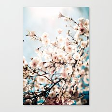 Lightness of Being Canvas Print