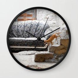 kiddi falestini Wall Clock