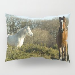 Beacon Horses Pillow Sham