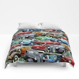 Classic Cars (K.T.B.) Comforters