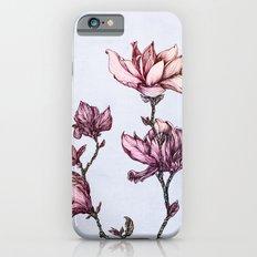 Spring Magnolias Slim Case iPhone 6s