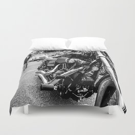 Bike Duvet Cover