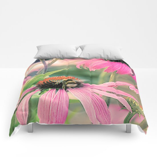 Summer feeling. Comforters