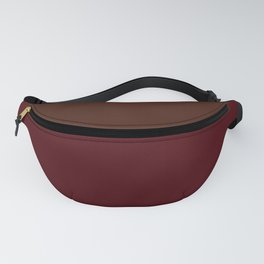 Choc Black Cherry Fanny Pack