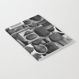Glass Blower Molding Notebook