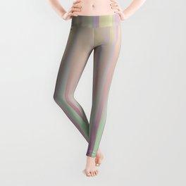 Stripe Pattern V Leggings