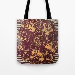 Albie Lace Tote Bag